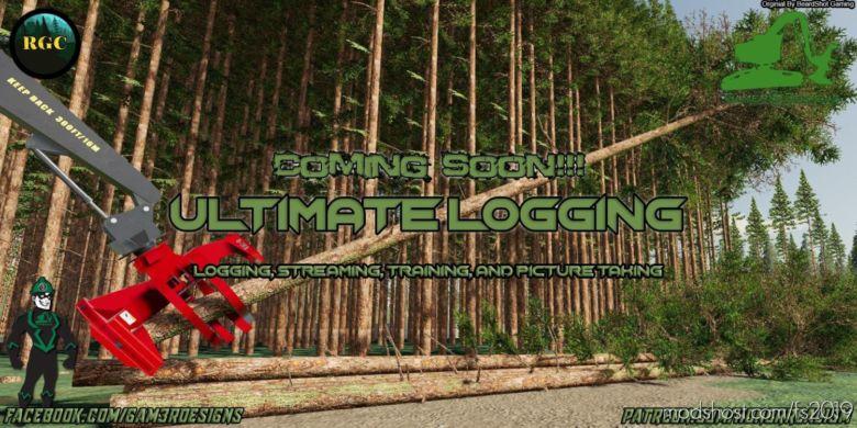 Ultimate Logging Map for Farming Simulator 2019