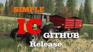 FS19 SimpleIC V0.9.1.3 for Farming Simulator 2019