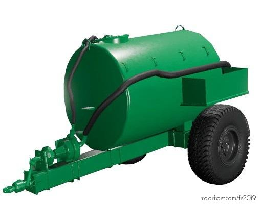 Barrels For Water V1.0.0.1 for Farming Simulator 2019