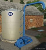 Dmuchawa POD Silos BIN 60 for Farming Simulator 2019