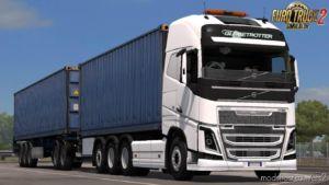 Rpie Volvo FH16 2012 (1.36.X) for Euro Truck Simulator 2