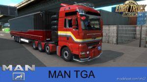 MAN TGA V1.6.1 (Fixed) [1.36.X] for Euro Truck Simulator 2