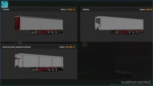 SCS Trailer Tuning Pack V1.6 [1.36.X] for Euro Truck Simulator 2