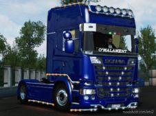Scania R730 Italian Style [1.36.X] for Euro Truck Simulator 2