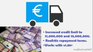 Better Bank for Euro Truck Simulator 2