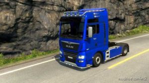 MAN TGX Euro 6 By Madster [1.36.X] for Euro Truck Simulator 2