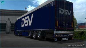 RS Trailer Scania for Euro Truck Simulator 2