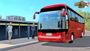 Neoplan Tourliner Euro 5 + Interior V2.0 (1.36.X) for Euro Truck Simulator 2