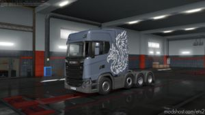 Mighty Griffin Compatibility Mod For Nextgen Scania P G R S for Euro Truck Simulator 2