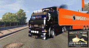 Kamaz 6460 Turbo Diesel [1.36] for Euro Truck Simulator 2