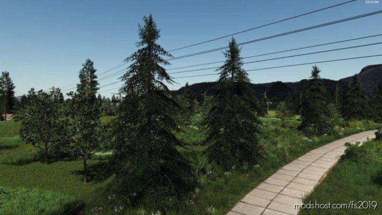 Piotrowice for Farming Simulator 2019