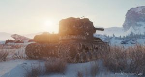 Classic's Beutepanzer KV-2 754(R) Remodel [1.7.1.1] for World of Tanks