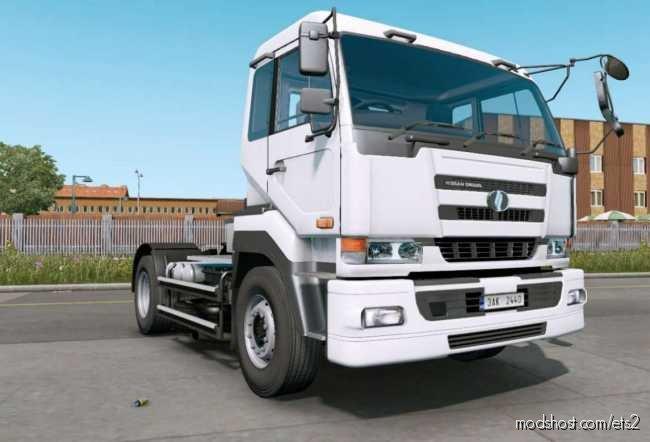 Nissan Diesel BIG Thumb [1.36] for Euro Truck Simulator 2