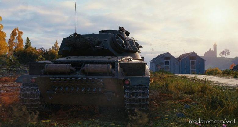 """Classic's Strv LEO """"SLå HåRT"""" Remodel [1.7.1.1] for World of Tanks"""