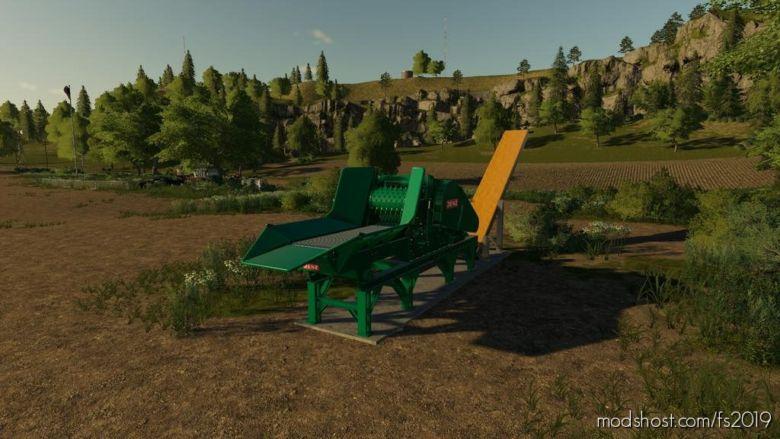 Jenz HE 561 STA Pack for Farming Simulator 2019