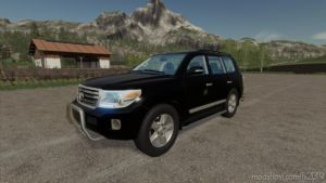 Toyota Land Cruiser 200 for Farming Simulator 2019