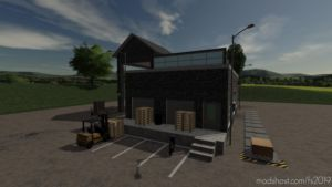 Carton Factory for Farming Simulator 2019