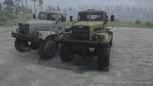 Kraz-255B Truck V25.01.20 for MudRunner