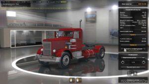 Peterbilt 281-351 Truck V2.0 + Trailers [1.36] for American Truck Simulator