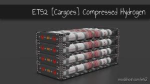 Cargo Compressed Hydrogen for Euro Truck Simulator 2