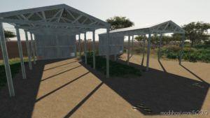 Cotton Storage Sheds for Farming Simulator 2019