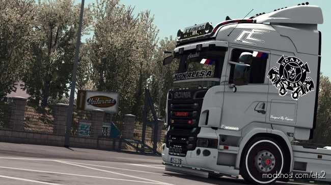 Scania R500 4X2 [1.35-1.36] for Euro Truck Simulator 2