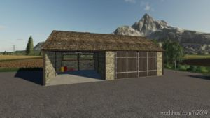 MF Shed Pack V1.0.1.0 for Farming Simulator 2019