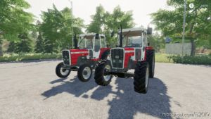 Massey Ferguson 675 WIP for Farming Simulator 2019