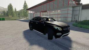 Mercedes GLE 2016 for Farming Simulator 2019