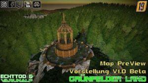 Grunfelder Land (Beta) for Farming Simulator 2019