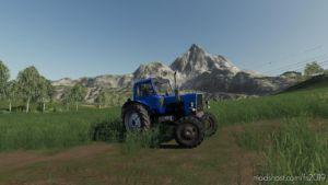 Belarus MTZ 82 for Farming Simulator 2019