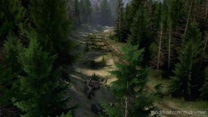 ON The Seven Hills Map for MudRunner