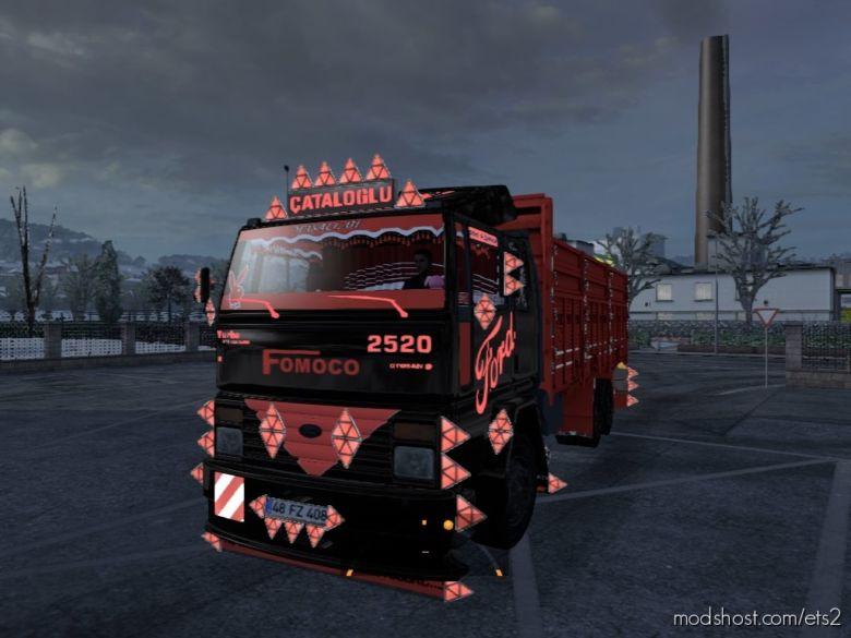 Ford Cargo for Euro Truck Simulator 2