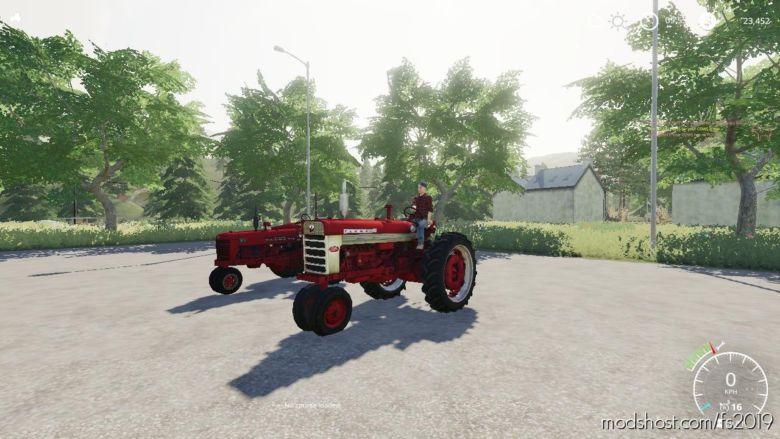 Farmall 460 for Farming Simulator 2019