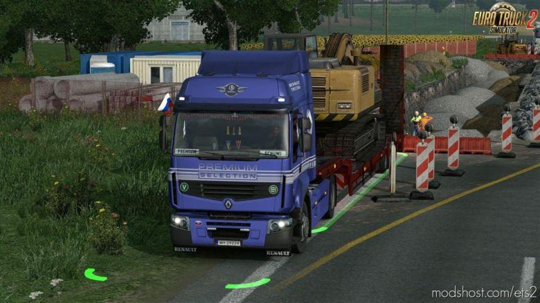 NEW Company V1.5 By Schumi (1.36.X) for Euro Truck Simulator 2