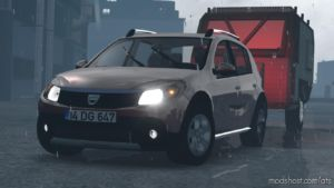 Dacia Sandero (V1R20) [1.36] CAR for American Truck Simulator