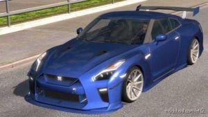 Nissan GTR R35 V2.0 for Euro Truck Simulator 2