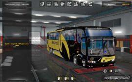 Marcopolo Paradiso G6 1200 Vlv-Sc V3.0 for Euro Truck Simulator 2