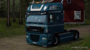 DAF XF 105 R.Wagner Skin for Euro Truck Simulator 2
