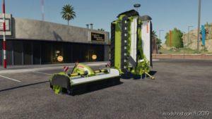 Claas Disco Pack for Farming Simulator 2019
