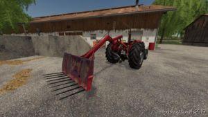 Rear Loader for Farming Simulator 2019