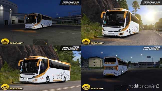 Dulfuqar Concept BUS V0.3 for Euro Truck Simulator 2
