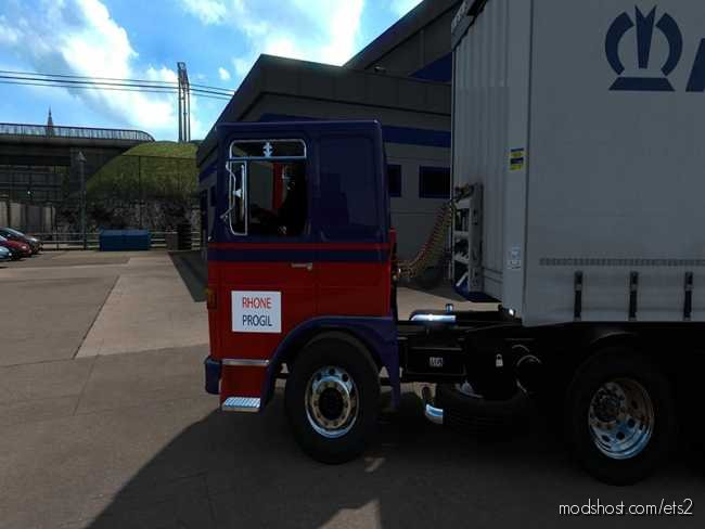 Saviem / Roman [1.36.X] for Euro Truck Simulator 2