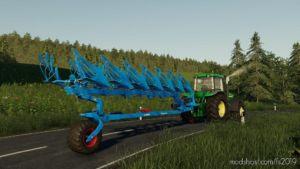 Lemken Diamant 12 V1.1 for Farming Simulator 2019