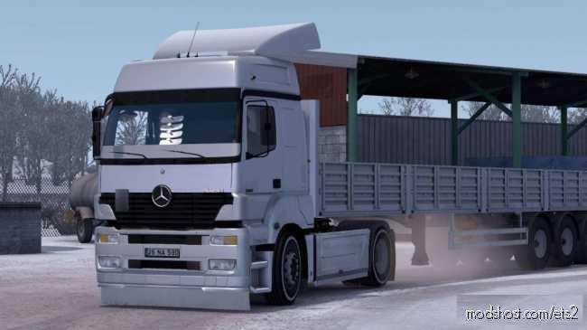 Mercedes Benz Axor 1840LS MP1 [1.36.X] for Euro Truck Simulator 2