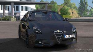Alfa Romeo Giulietta CAR V1.2 for American Truck Simulator