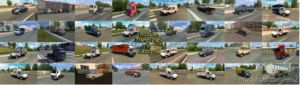 Russian Traffic Pack V2.8.2 [1.36.X] for Euro Truck Simulator 2