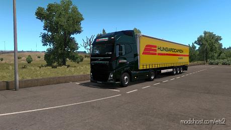 Hungarocamion Combo Skin Pack for Euro Truck Simulator 2