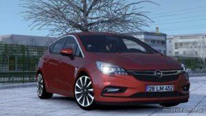 Opel Astra K V1R [1.36] for Euro Truck Simulator 2