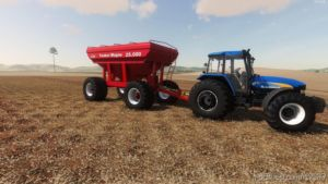 JAN Tanker Magnum 25000 – 35000 for Farming Simulator 2019